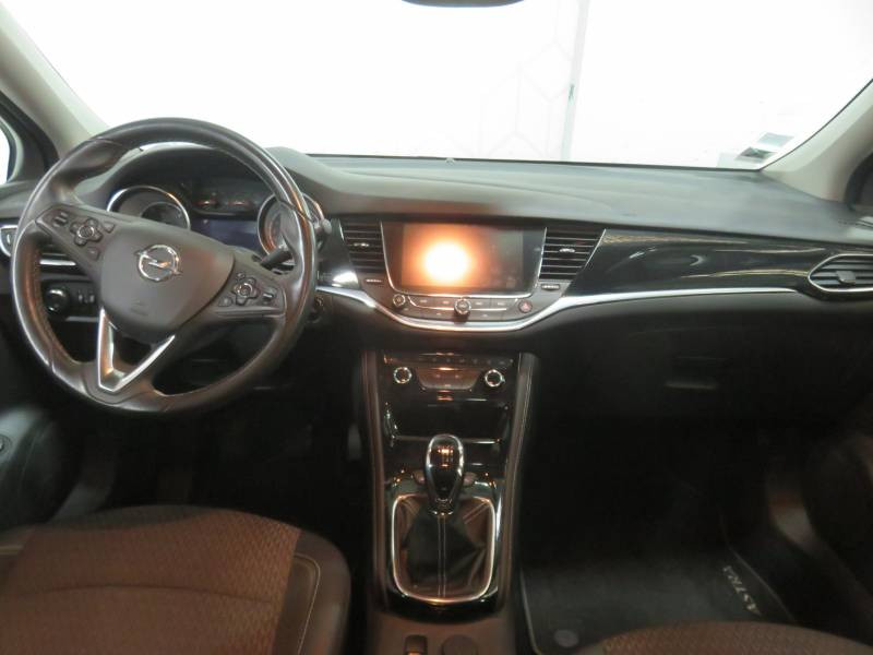 Opel Astra Sports tourer 1.6 CDTI 110 ch Start/Stop Innovation Blanc occasion à Biarritz - photo n°4