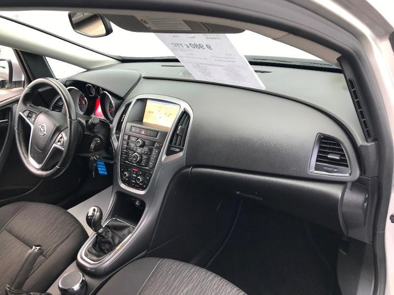 Opel Astra Sports tourer 1.6 CDTI 110ch Business Connect ecoFLEX Start&Stop Gris occasion à Labège - photo n°20