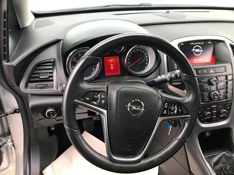 Opel Astra Sports tourer 1.6 CDTI 110ch Business Connect ecoFLEX Start&Stop Gris occasion à Labège - photo n°10