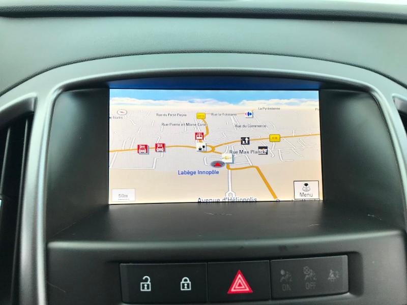 Opel Astra Sports tourer 1.6 CDTI 110ch Business Connect ecoFLEX Start&Stop Gris occasion à Labège - photo n°14