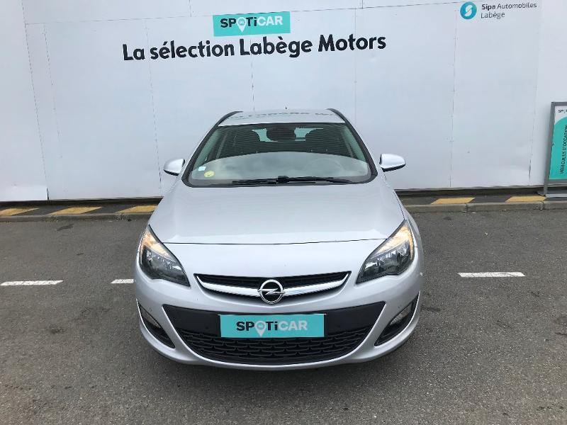 Opel Astra Sports tourer 1.6 CDTI 110ch Business Connect ecoFLEX Start&Stop Gris occasion à Labège - photo n°2