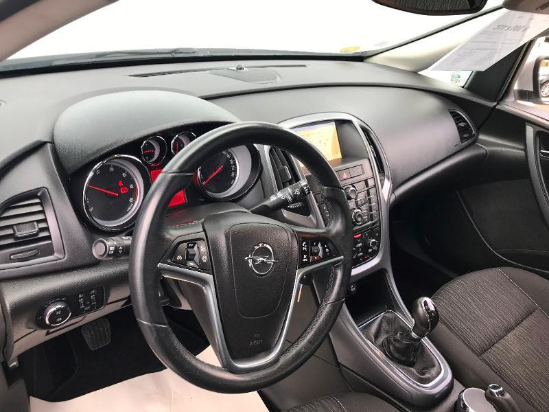 Opel Astra Sports tourer 1.6 CDTI 110ch Business Connect ecoFLEX Start&Stop Gris occasion à Labège - photo n°17