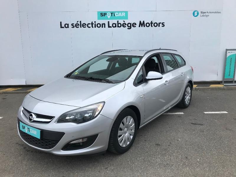 Opel Astra Sports tourer 1.6 CDTI 110ch Business Connect ecoFLEX Start&Stop Gris occasion à Labège