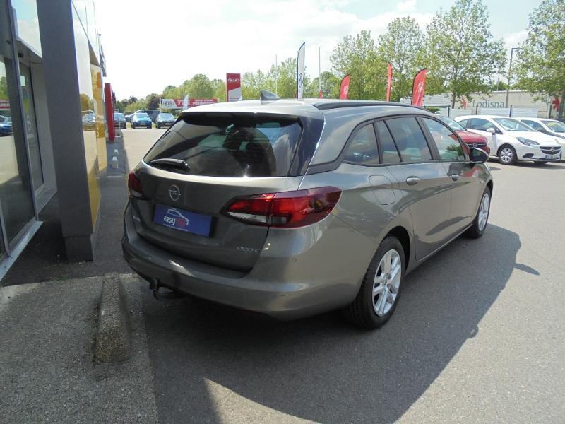 Opel Astra Sports tourer 1.6 CDTI 110ch ecoFLEX Start&Stop Business Edition Gris occasion à Vert-Saint-Denis - photo n°5