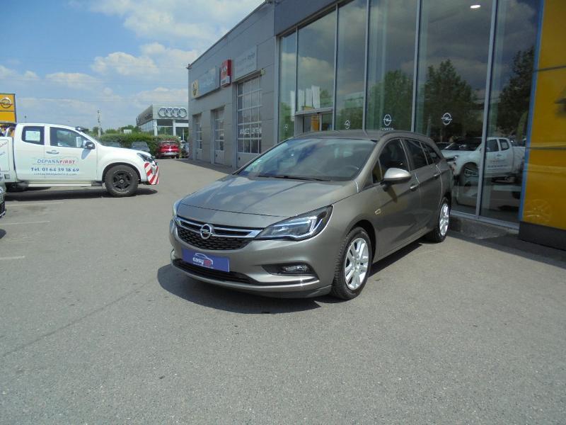 Opel Astra Sports tourer 1.6 CDTI 110ch ecoFLEX Start&Stop Business Edition Gris occasion à Vert-Saint-Denis - photo n°3