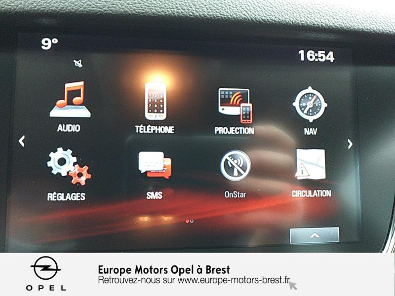 Opel Astra Sports tourer 1.6 CDTI 110ch Innovation Start&Stop Blanc occasion à Brest - photo n°18