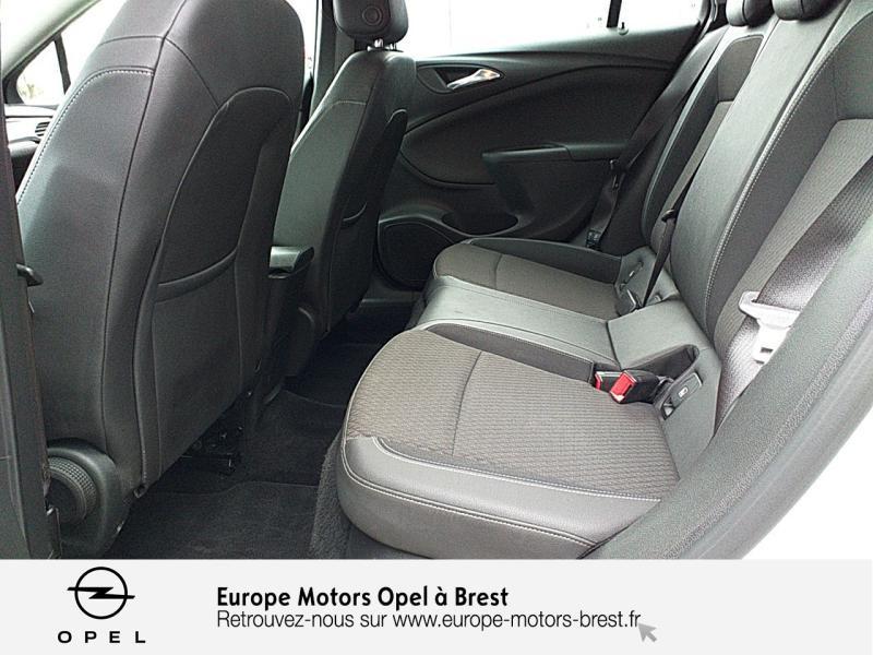 Opel Astra Sports tourer 1.6 CDTI 110ch Innovation Start&Stop Blanc occasion à Brest - photo n°10