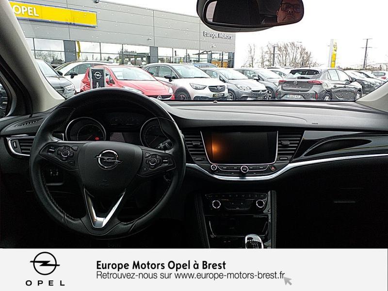 Opel Astra Sports tourer 1.6 CDTI 110ch Innovation Start&Stop Blanc occasion à Brest - photo n°8