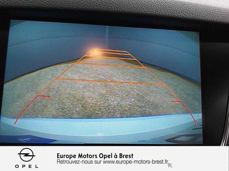 Opel Astra Sports tourer 1.6 CDTI 110ch Innovation Start&Stop Blanc occasion à Brest - photo n°20