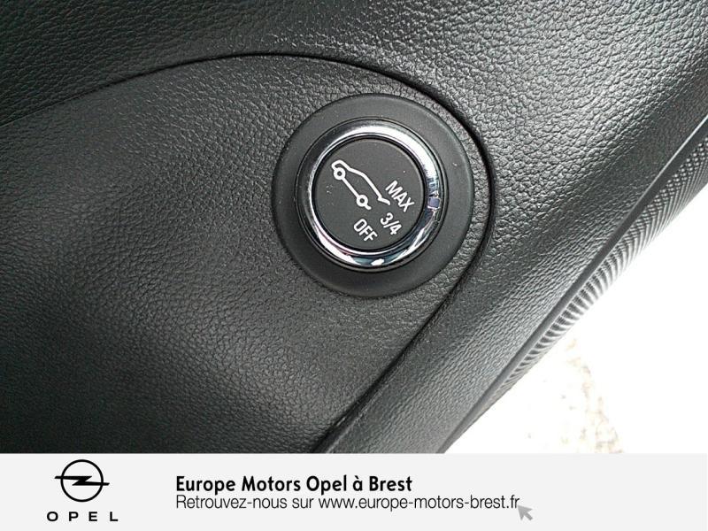 Opel Astra Sports tourer 1.6 CDTI 110ch Innovation Start&Stop Blanc occasion à Brest - photo n°13