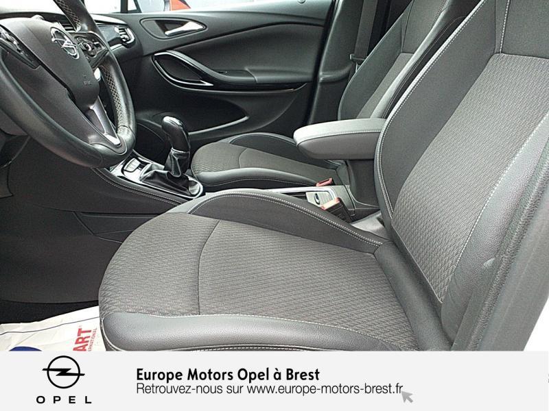 Opel Astra Sports tourer 1.6 CDTI 110ch Innovation Start&Stop Blanc occasion à Brest - photo n°9