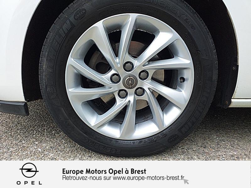 Opel Astra Sports tourer 1.6 CDTI 110ch Innovation Start&Stop Blanc occasion à Brest - photo n°11