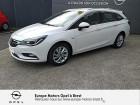 Opel Astra Sports tourer 1.6 CDTI 110ch Innovation Start&Stop Blanc à Brest 29