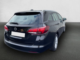 Opel Astra Sports tourer 1.6 CDTI 110CV EDITION Noir occasion à Biganos - photo n°3