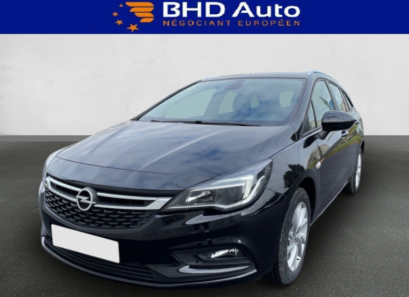 Opel Astra Sports tourer occasion 2019 mise en vente à Biganos par le garage BHD AUTO - photo n°1