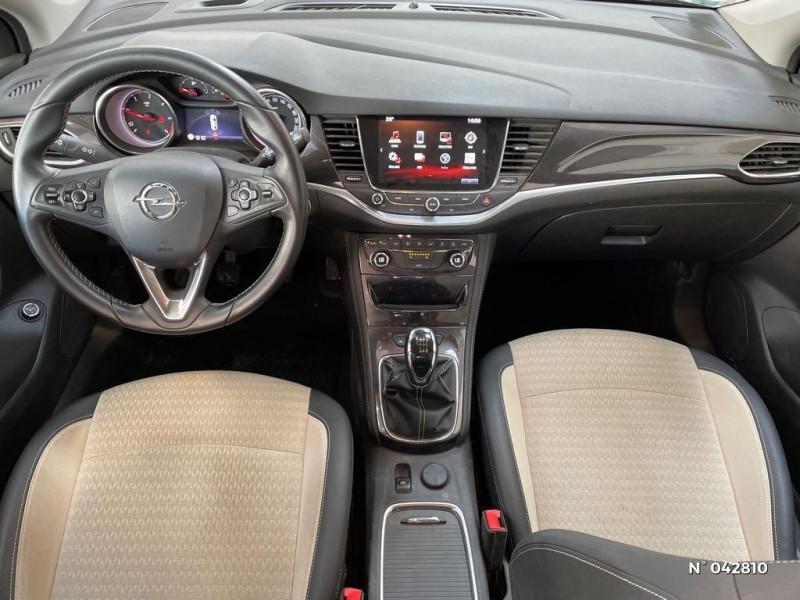 Opel Astra Sports tourer 1.6 CDTI 136ch Start&Stop Elite Blanc occasion à Boulogne-sur-Mer - photo n°10