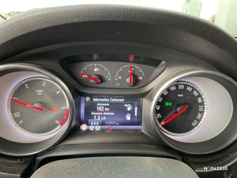 Opel Astra Sports tourer 1.6 CDTI 136ch Start&Stop Elite Blanc occasion à Boulogne-sur-Mer - photo n°12