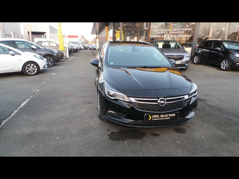 Opel Astra Sports tourer 1.6 D 110ch Edition Business Euro6d-T Noir occasion à Brie-Comte-Robert