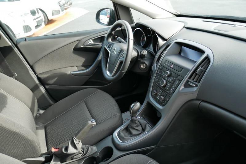 Opel Astra Sports tourer 1.7 CDTI 110 EDITION JA Noir occasion à Lescure-d'Albigeois - photo n°7