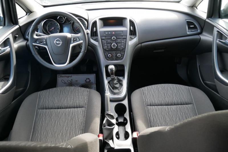 Opel Astra Sports tourer 1.7 CDTI 110 EDITION JA Noir occasion à Lescure-d'Albigeois - photo n°9