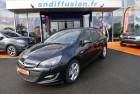 Opel Astra Sports tourer 1.7 CDTI 110 EDITION JA Noir à Lescure-d'Albigeois 81