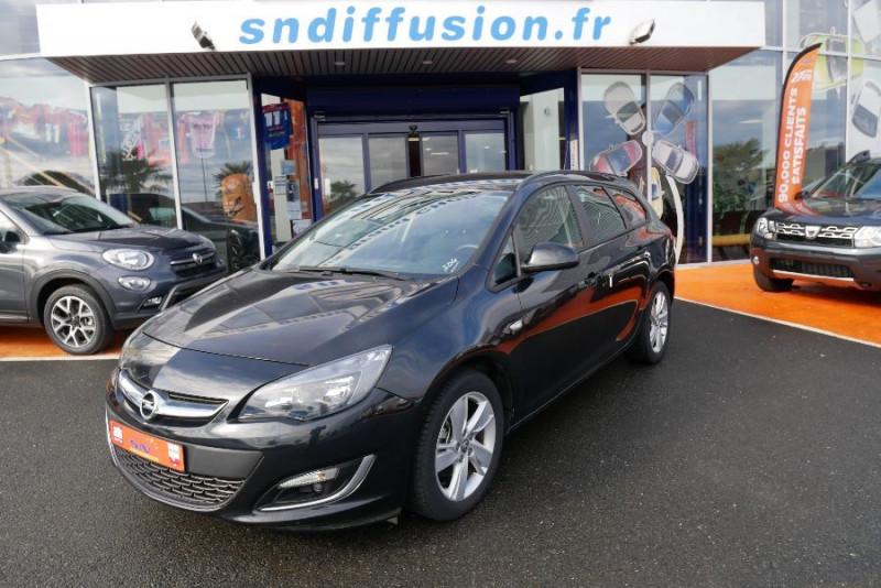 Opel Astra Sports tourer 1.7 CDTI 110 EDITION JA Noir occasion à Lescure-d'Albigeois