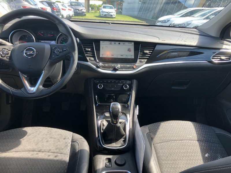 Opel Astra Sports tourer astra sports tourer 1.6 cdti 136 ch start/stop innovation Noir occasion à Dinan - photo n°4