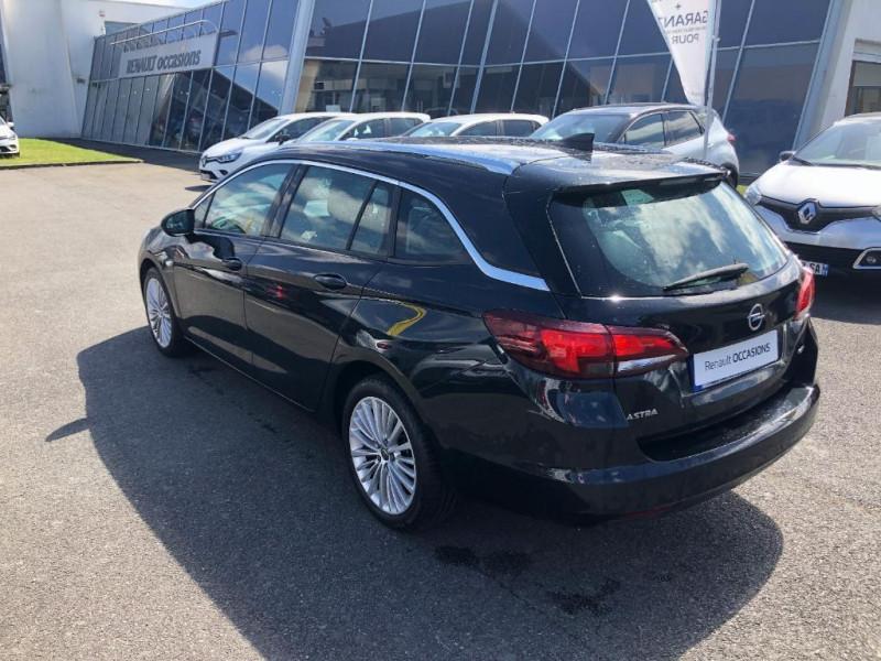 Opel Astra Sports tourer astra sports tourer 1.6 cdti 136 ch start/stop innovation Noir occasion à Dinan - photo n°3