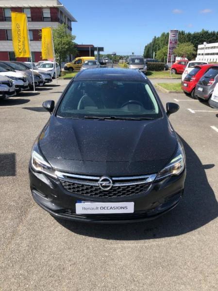 Opel Astra Sports tourer astra sports tourer 1.6 cdti 136 ch start/stop innovation Noir occasion à Dinan