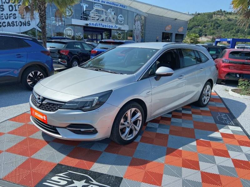 Opel Astra Sports tourer NEW 1.5 D 122 BV6 ELEGANCE GPS Caméra Gris occasion à Toulouse