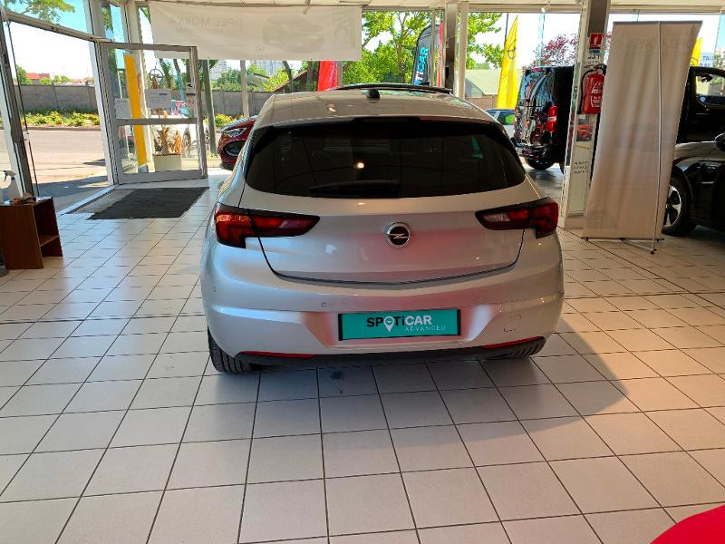 Opel Astra 1.2 Turbo 110ch Opel 2020 Gris occasion à Meaux - photo n°5