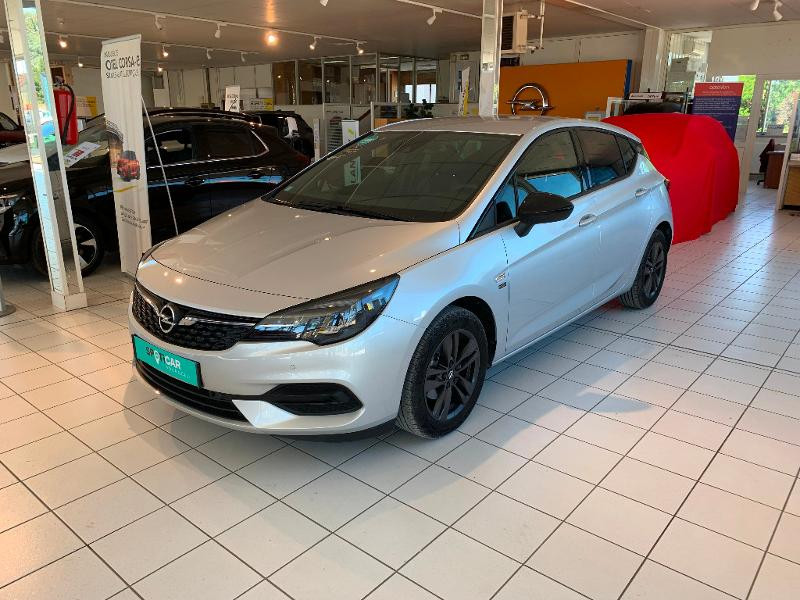 Opel Astra 1.2 Turbo 110ch Opel 2020 Gris occasion à Meaux