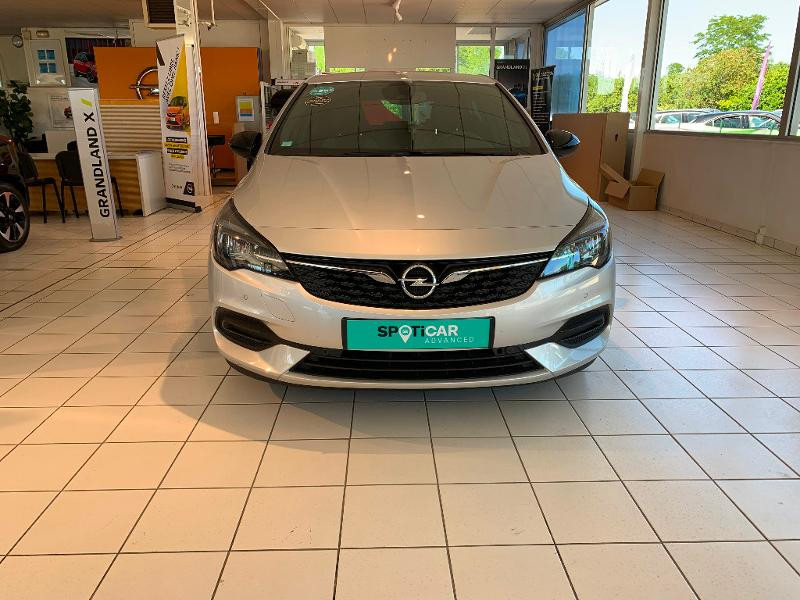 Opel Astra 1.2 Turbo 110ch Opel 2020 Gris occasion à Meaux - photo n°2