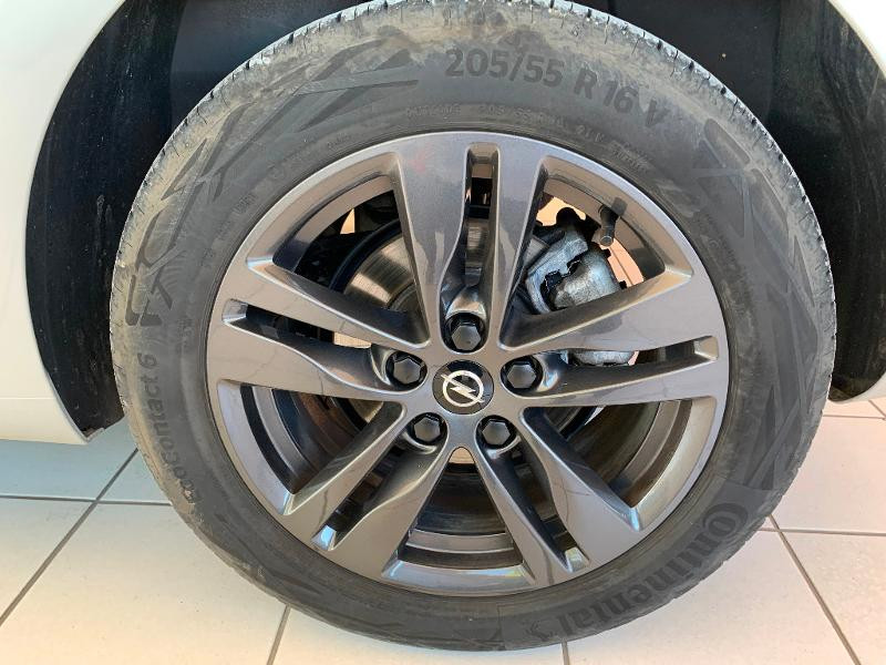 Opel Astra 1.2 Turbo 110ch Opel 2020 Gris occasion à Meaux - photo n°7