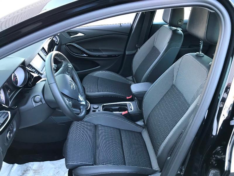 Opel Astra 1.2 Turbo 130ch Elegance 7cv Noir occasion à Labège - photo n°8