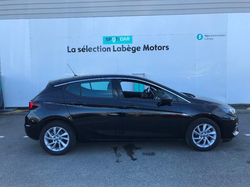 Opel Astra 1.2 Turbo 130ch Elegance 7cv Noir occasion à Labège - photo n°4