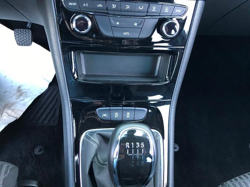 Opel Astra 1.2 Turbo 130ch Elegance 7cv Noir occasion à Labège - photo n°16