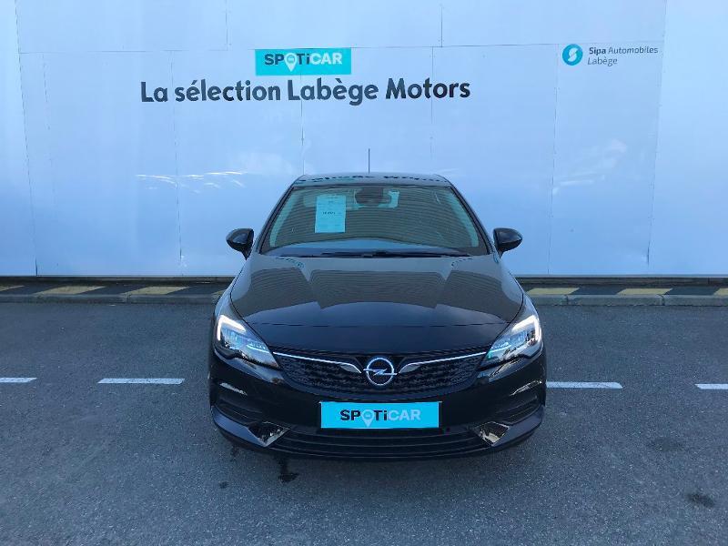 Opel Astra 1.2 Turbo 130ch Elegance 7cv Noir occasion à Labège - photo n°2