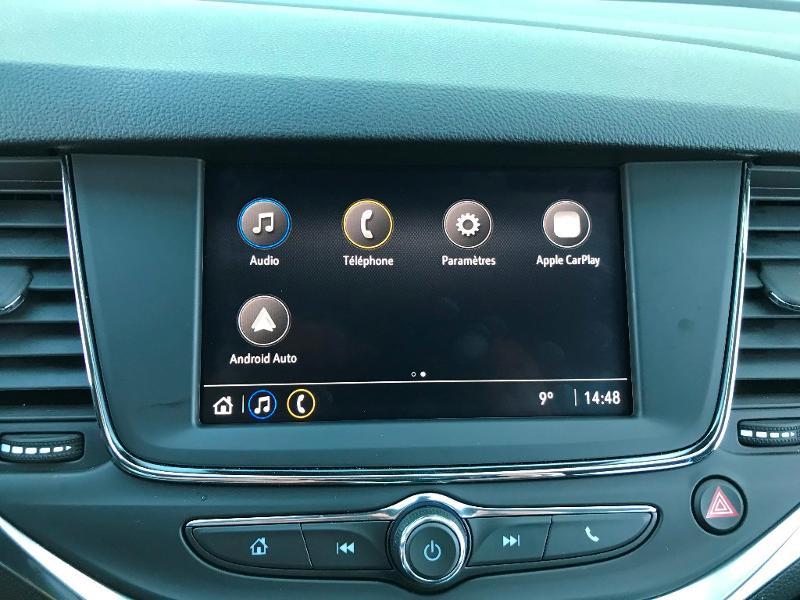 Opel Astra 1.2 Turbo 130ch Elegance 7cv Noir occasion à Labège - photo n°17