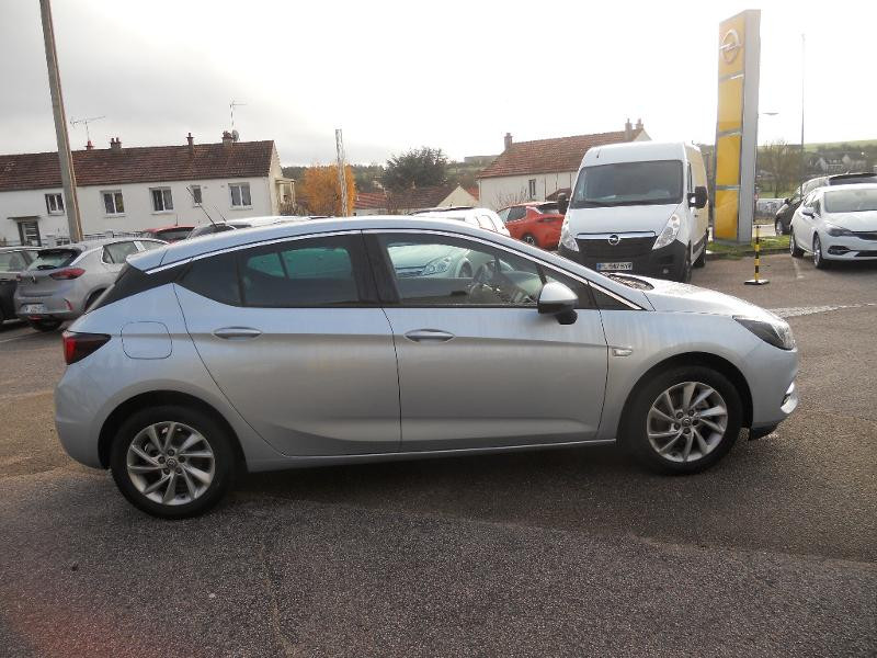Opel Astra 1.2 Turbo 130ch Elegance Gris occasion à Auxerre - photo n°6