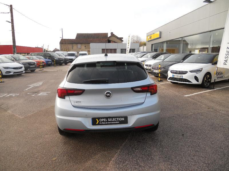Opel Astra 1.2 Turbo 130ch Elegance Gris occasion à Auxerre - photo n°4