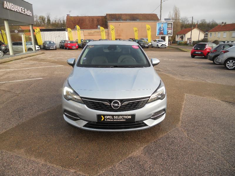 Opel Astra 1.2 Turbo 130ch Elegance Gris occasion à Auxerre - photo n°8