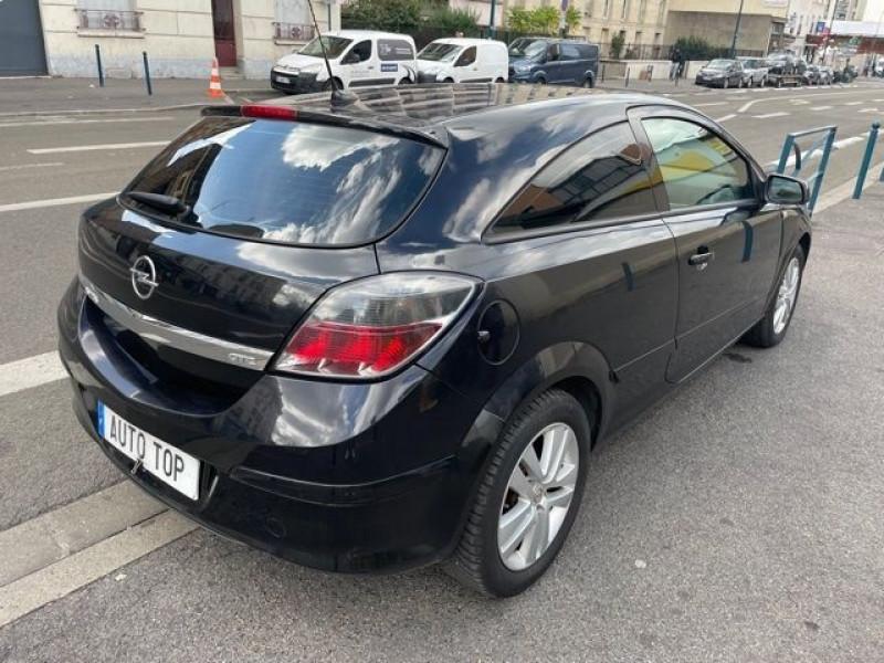 Opel Astra 1.3 CDTI90 ENJOY Noir occasion à Pantin - photo n°3