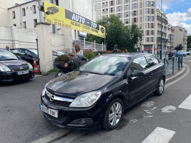 Opel Astra 1.3 CDTI90 ENJOY Noir occasion à Pantin