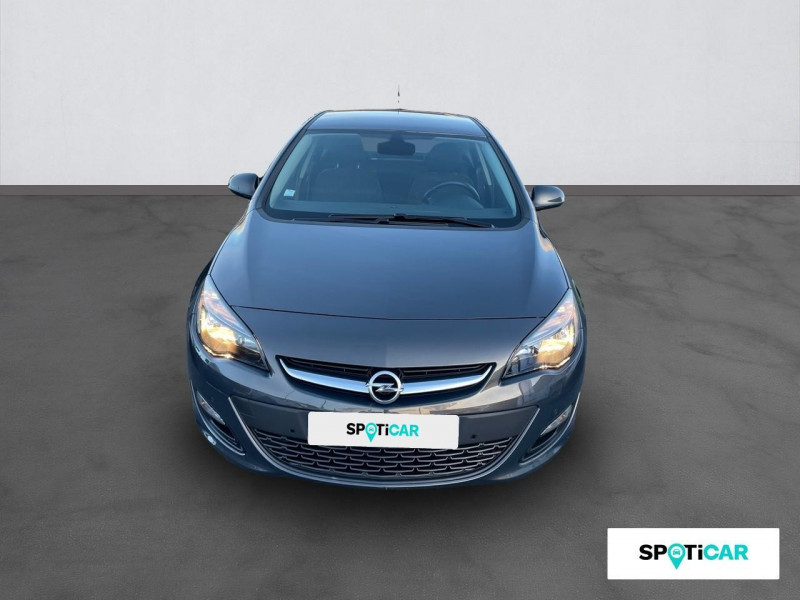 Opel Astra 1.4 Turbo 125 ch INNOVATION Gris occasion à MILLAU - photo n°2