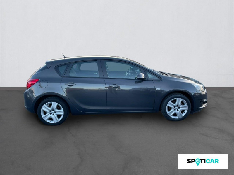 Opel Astra 1.4 Turbo 125 ch INNOVATION Gris occasion à MILLAU - photo n°4