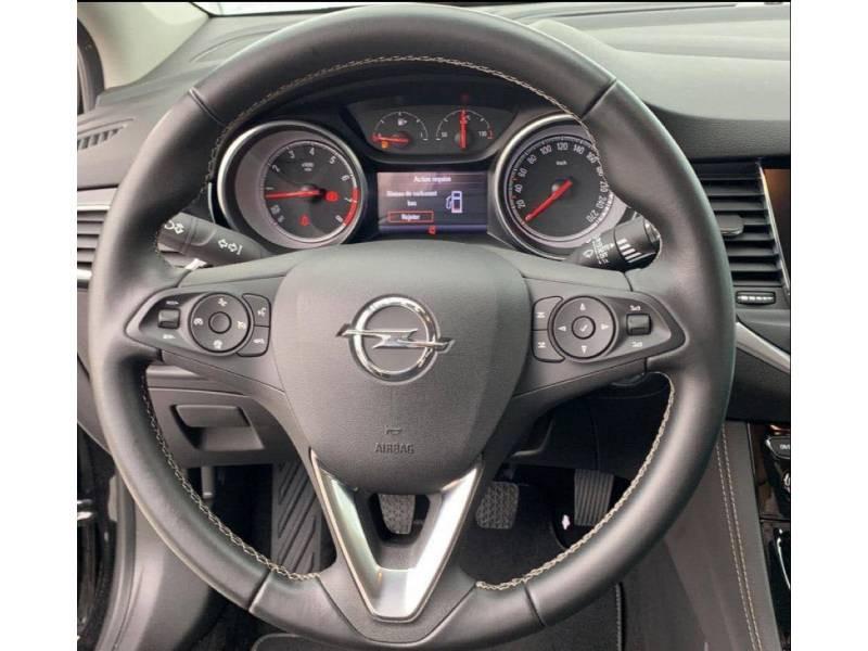 Opel Astra 1.4 Turbo 125 ch Start/Stop Innovation Noir occasion à Brive-la-Gaillarde - photo n°7