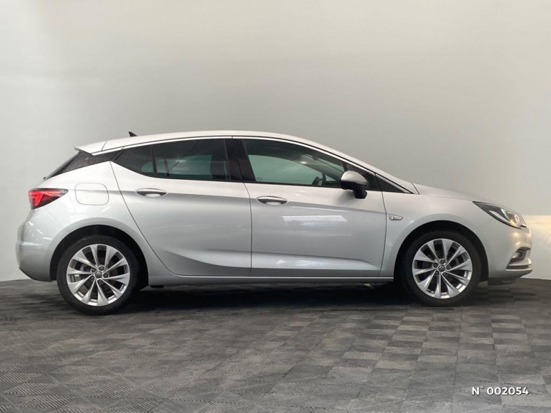 Opel Astra 1.4 Turbo 125ch Elite Euro6d-T Gris occasion à Abbeville - photo n°7