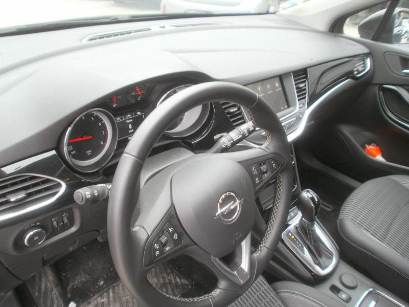 Opel Astra 1.4 Turbo 145ch Elegance CVT 8cv Noir occasion à Auxerre - photo n°10