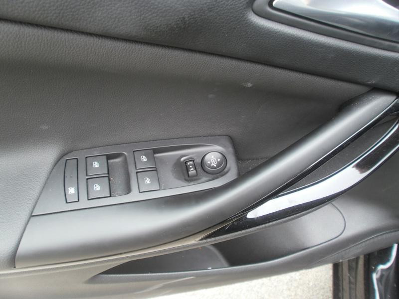 Opel Astra 1.4 Turbo 145ch Elegance CVT 8cv Noir occasion à Auxerre - photo n°11